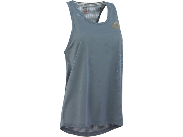 Kari Traa Vilde - Camisa sin mangas Mujer - azul